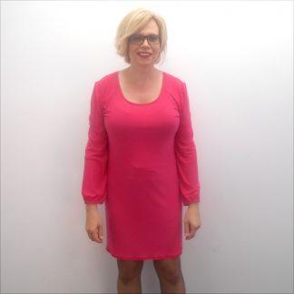 Stretchy Pink Dress