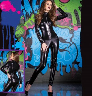 PVC Catsuit - Stretchy